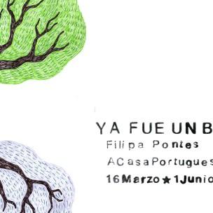 exhibition poster Casa Portuguesa, Barcelona (Spain) 2010